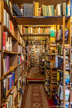 This is a bookshop in Edinburgh. This travel itinerary for 4 days in Edinburgh, Scotland has the best Edinburgh itinerary for your trip to Scotland. It has everything from Edinburgh Castle to Edinburgh University and more. If you're looking for the best things to do in Edinburgh, this great Edinburgh itinerary has it all.