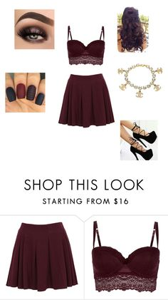 """""""#cosmicjewelry"""" by sophiastyle007 ❤ liked on Polyvore featuring Don't Ask Amanda, Disney and Chanel"""