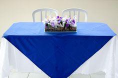 Mesa das noivas