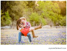 Welp, looks like we have to go down to Texas for engagement pictures! Gotta have my blue bonnets.
