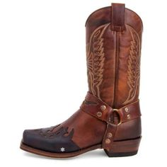 Mid-calf leather boots zapatillas hom western👢myalleshop Cow Leather, Leather Shoes, Yellow Shoes, Yellow Black, Boot Types, Mid Calf Boots, Ankle Boots, Men Boots, High Boots