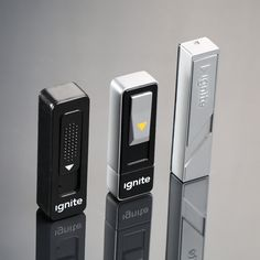 Discover all the details about the Ignite Slim USB Rechargeable Lighters and learn about the best flashlights and knives from the Everyday Carry enthusiast community on Massdrop.