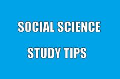 Want to score high marks in 10th Board Social Science exam? These study tips are useful for CBSE and State Board students!