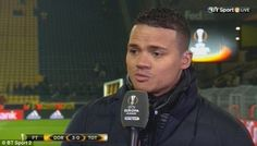 Borussia Dortmund are 'exactly where Mauricio Pochettino is trying to get to' says Jermaine Jenas after Tottenham suffer heavy defeat in Europa League