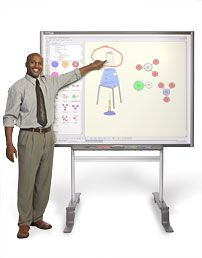 06/30/12  Great website with lots of information about using interactive whiteboards in the classroom. Includes good interactive sites to use with whiteboard and tutorials demonstrating its use.
