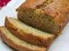 Grandma's Applesauce Bread Recipe - I was in an ingredient pinch when I made this, so I subbed 3 Tbsp mayo for each egg and half of the flour with cake flour.  Also, I didn't add any nuts. Even with the substitutions, it turned out nicely.  I think next time I'll add some chopped apples (or use chunky applesauce). I've also been toying with the idea of adding a streusel topping.