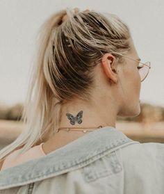 Tatuagens de borboleta para inspirar Best Tattoos from Amazing Tattoo Artist Daniel GaldinoMinimalist Tattoos For Every T Dainty Tattoos, Pretty Tattoos, Mini Tattoos, Unique Tattoos, Cute Tattoos, Body Art Tattoos, Sleeve Tattoos, Tatoos, Small Tattoos