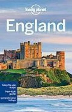 Lonely Planet England, UK 9781742200507