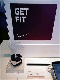 This fist-like Clear Acrylic Handform offers a convenient wrist for a Verizon® FitBit® Point-of-Purchase display, but consider the more recognizable effect of a spread-open hand silhouette. From so...