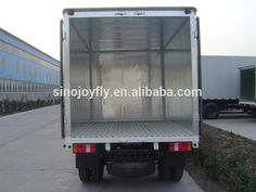 Dry freight box/Refrigerated Truck Body