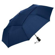 Windpro Vented Auto-Open/Close Compact Umbrella