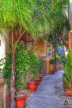 Naseem old alley in Mina #Tripoly  By Nay Peltekian #WeAreLebanon  #Lebanon