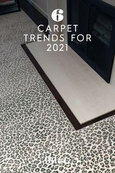 As comfort remains paramount amid a global pandemic, carpet is making a subtle comeback in key areas of the home. Providing a complement to existing flooring, carpet in updated styles and installations adds definition, durability, and comfort to living spaces. Here are the can't-miss carpet trends to watch for in the coming year. #carpet #carpettrends #homedesignideas #flooringideas #bhg Carpet Trends, Home Decor Trends, Comebacks, Home Improvement, Living Spaces, House Design, Flooring, Wood Flooring, Architecture Design