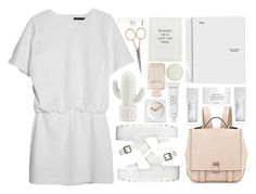 """""""Geen titel #138"""" by elinemarialola ❤ liked on Polyvore featuring MANGO, Windsor Smith, Proenza Schouler, LEFF Amsterdam, NARS Cosmetics, Byredo, Elie Saab, ...Lost, Anastasia Beverly Hills and REN"""