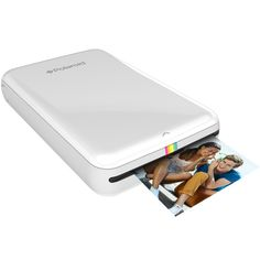 If you are looking for the latest portable pocket printer then you might want to check this out. Dubbed as the Polaroid Zip, is a pocket-sized mobile printer that is capable of printing to 2 x 3 inch colored photos wirelessly. It is fully compatible with both Android and Apple devices and it only measures 2.91 x 4.72 inches in size and weighs just 186g.