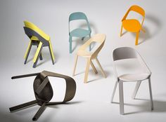 wogg: Designermöbel | Wogg 50 Stuhl