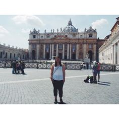 Remember when I spent spring break in Rome? #ISAAbroad by melissaa_ashleyy