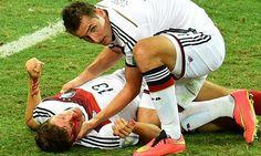 THOMAS MULLER WATCH: Clockwatch as Germany forward takes on Ghana