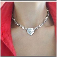 Cute Jewelry, Bridal Jewelry, Silver Jewelry, Jewelry Accessories, Tiffany And Co Jewelry, Tiffany And Co Necklace, Tiffany Bracelets, Azul Tiffany, Tiffany Blue