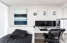 This Bedroom/Design Studio is Ridiculously Cool - UltraLinx