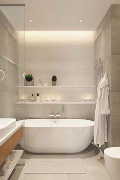remodeling bathroom contractors near me Minimal Bathroom, Modern Bathroom Design, Bathroom Interior Design, Apartment Bathroom Design, Bathroom Designs, Modern Design, Bathroom Spa, Bathroom Layout, Small Bathroom