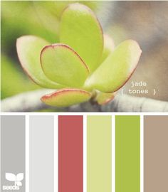 Summer 2014 color palette for home decor inspiration #furniture #sale