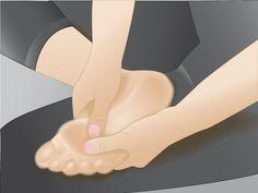 How to Use Reflexology for Fibromyalgia - http://www.wikihow.com/Use-Reflexology-for-Fibromyalgia