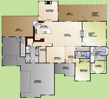 House Plan 2456  The Lyndale | House Plans | Pinterest | Simple Floor  Plans, House And Guest Suite