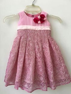 Cute Little Girl Dresses, Cute Little Girls, Girls Dresses, Flower Girl Dresses, Summer Dresses, Frocks, Kids Fashion, Passion, Wedding Dresses