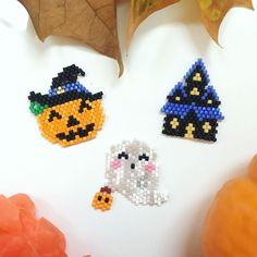 Brick Stitch halloween