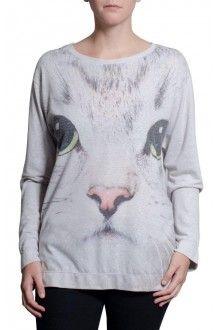 Comprar blusa-feminina-inverno-estampa-gato-usenatureza