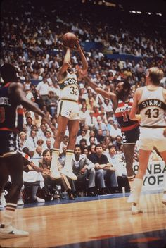 """Downtown Freddy Brown,"" Seattle SuperSonics, 1980"