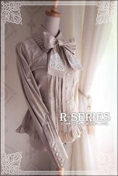 20130316B■Thumbelina,拇指姑娘的茶会Blouse■RS洋装衬衣現貨-淘宝网