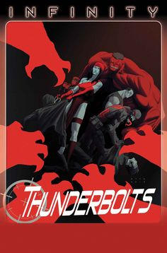 Thunderbolts #15 by CHARLES SOULE, JEFTE PALO, Cover by KRIS ANKA