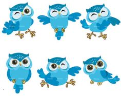 80%OFF Owl clipart Cute owl Girl owl clipart by AMBillustrations