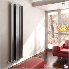 Design Wohnheizkörper Sobre - SEBASTIAN e.K. – Verzaubernd. – Stilvoll und schick: monochrome Farbtöne machen Sobre zu einem besonderen Blickfang.  #design #interior
