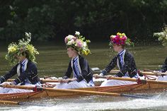 Eton College Procession of Boats. by Mark Draisey Photography, via Flickr