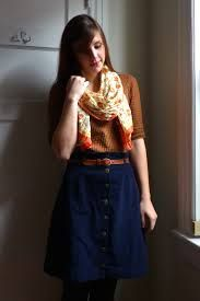 corduroy button front skirt - Google Search