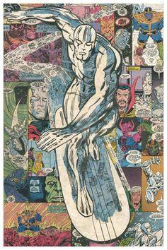 comic collage - Google Search