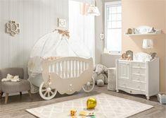 Babyzimmer einrichten-Zimmergestaltungen, die Lebensfreude ausstrahlen