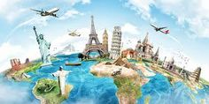Find Travel World Monument Concept stock images in HD and millions of other royalty-free stock photos, illustrations and vectors in the Shutterstock collection. Thousands of new, high-quality pictures added every day. Travel And Tourism, Travel Agency, Travel Destinations, Travel Tips, Travel Money, Air Travel, Free Travel, Cheap Travel, Travel Deals