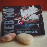 Published Work – Keb Mo – Blues Americana CD