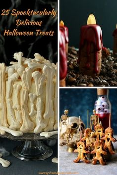 Are you looking for Halloween food recipes or appetizer ideas for a party? Scare up some smiles with these 25 easy, super cute, kid-friendly spooktacular treats!