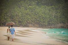 Ich war wieder als Hochzeitsfotograf auf den Seychellen und habe eine Hochzeit auf Praslin begleitet.