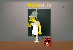 visualmash-hups:  Tribute to Jean Giraud/Moebius i