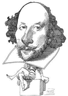 Shakespeare, David Levine