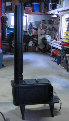 installing a wood stove