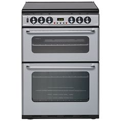 Buy New World Newhome Double Oven Gas Cooker 444440039 from Appliances Direct - the UK's leading online appliance specialist Oven Cooker, Range Cooker, Electric Cooker, Electric Oven, Dual Fuel Cooker, Gas Oven, Argos, Home And Garden, Argo