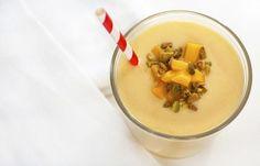 Mango Lassi Protein Shake