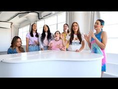 Cimorelli - YouTube Cimorelli Family, Cimorelli Sisters, Billie Eilish Ocean Eyes, Laurdiy, Acoustic Covers, Music Songs, Hanging Out, Itunes, Singer